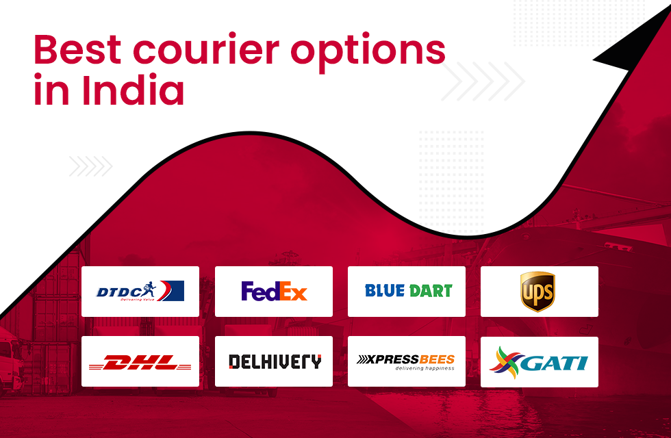 What are the Best Courier Options in India for eCommerce Sellers?