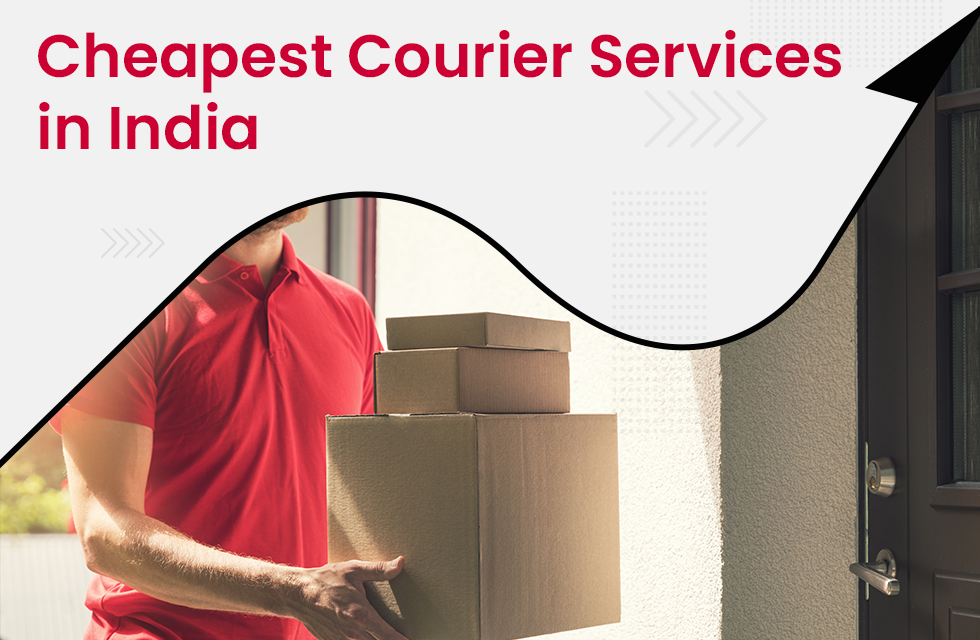 What are the Cheapest Courier Options in India for eCommerce Shipping?