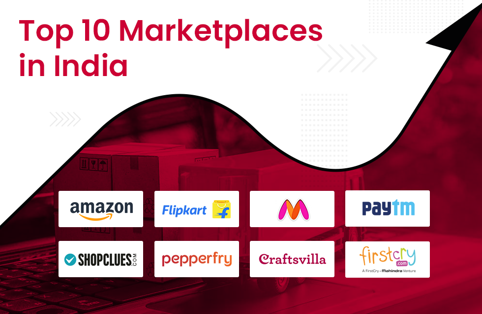 Top 10 Marketplaces in India to Sell Products Online