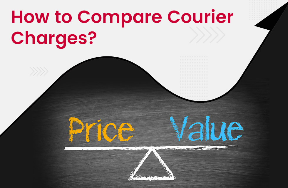 How to Compare Courier Charges?