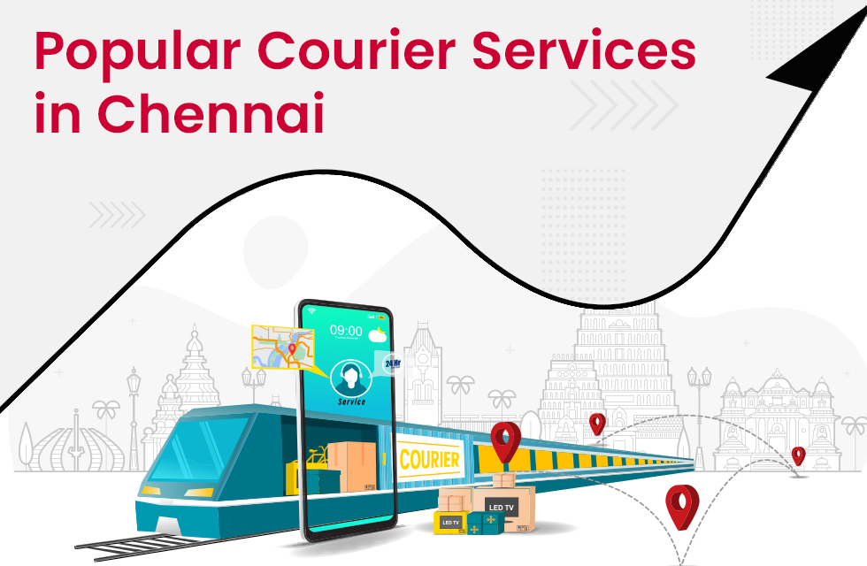 Most Popular Courier Services in Chennai