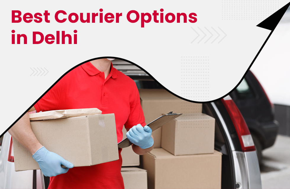 Best courier options for eCommerce deliveries in Delhi