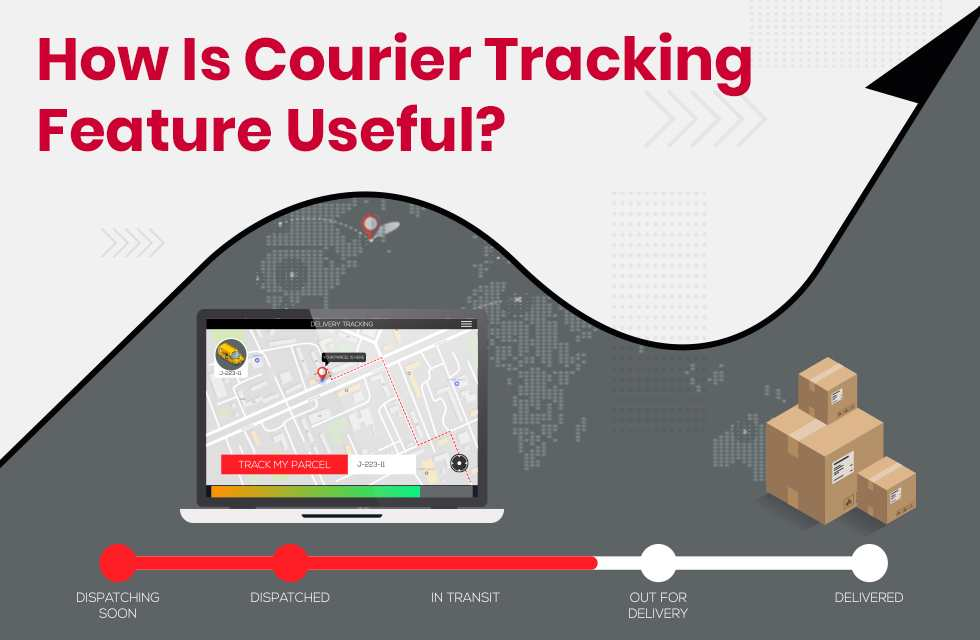 How is Courier Tracking Feature Useful for eCommerce Sellers?
